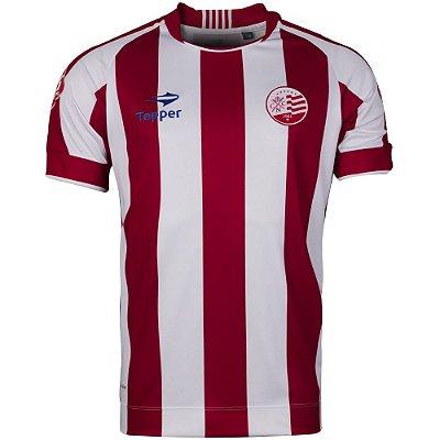 Camisa Náutico Jogo I S/Número 2016 Topper