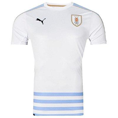 Camisa Uruguai Jogo II 15/16 Puma