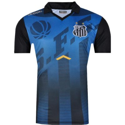 Camisa Santos Pólo Viagem Elenco 2017 Kappa