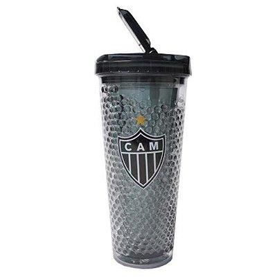 Copo Milk Shake 640ml Gel Bolinha Atletico - U