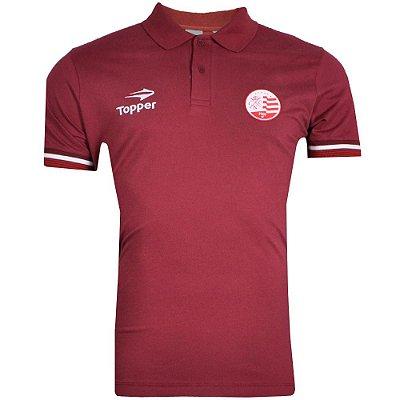 Camisa Pólo Viagem Náutico 2016 Topper