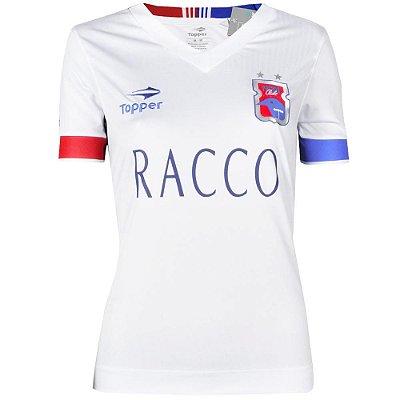 Camisa Paraná Jogo II Feminina S/Número 2016 Topper