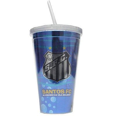 Copo MilkShake Santos FC