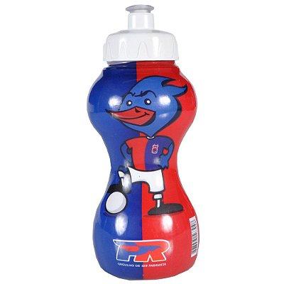 Squeeze Plástico 350ML Mascote Paraná