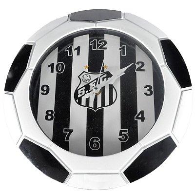 Relógio de Parede Musical Santos FC