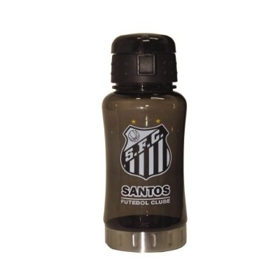 Garrafa de Plastico Santos FC