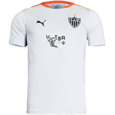 Camisa Atlético Goleiro Victor Juvenil 2015 Puma