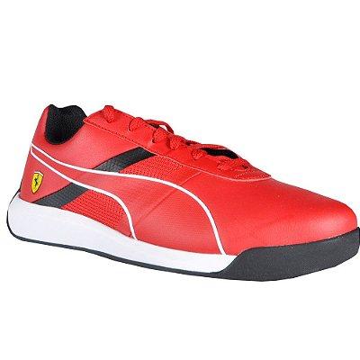 Tênis Pódio Tech Ferrari Puma