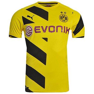 Camisa Borussia Dortmund Jogo I 14/15 Puma