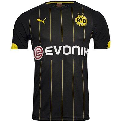 Camisa Borussia Dortmund Jogo II 14/15 Puma