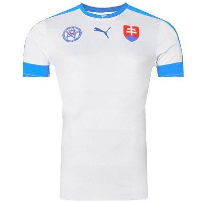 Camisa Eslováquia Jogo I 15/16 Puma