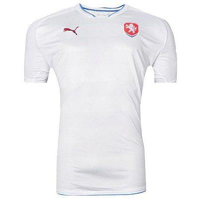Camisa República Tcheca Jogo II 15/16 Puma