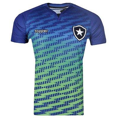 Camisa Botafogo Goleiro I 2017 Topper