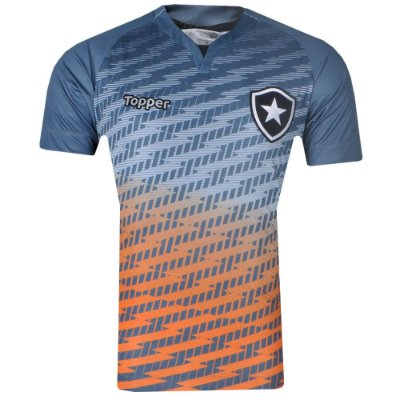 Camisa Botafogo Goleiro II 2017 Topper