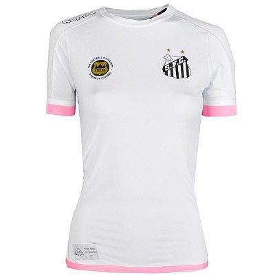 Camisa Santos Jogo I Kombat  2017 Kappa
