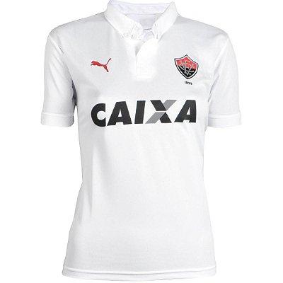 Camisa Vitória Jogo II  2016 Puma