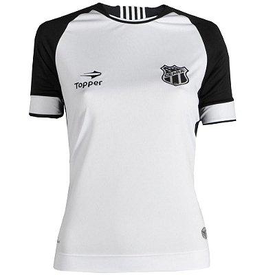Camisa Ceará Jogo II Feminino  2016 Puma
