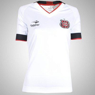 Camisa Brasil de Pelotas Jogo II  2016 Topper