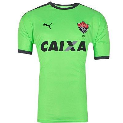 Camisa Vitoria Goleiro 2016 Puma