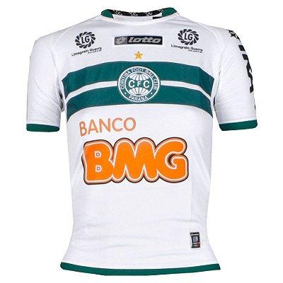 Camisa Coritiba Jogo I Feminina 2011 Lotto