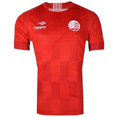 Camisa Náutico Jogo III Nº 10 Plus Size 2016 Topper