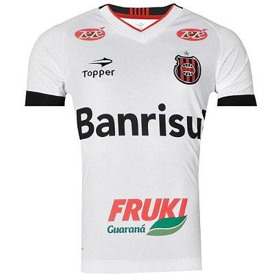 Camisa Brasil de Pelotas Jogo II  Topper 2016