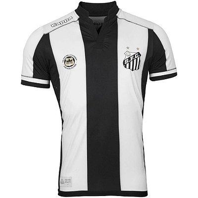 Camisa Santos Jogo II Kombat 2016 Kappa