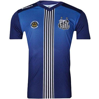 Camisa Santos III Official 2016 Kappa