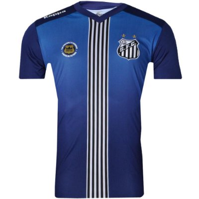 Camisa Santos III Official Plus Size 2016 Kappa