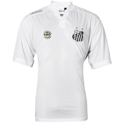 Camisa Santos Jogo I Official Plus Size 2016 Kappa