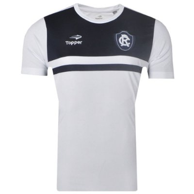 Camisa Remo Concentração Atleta 2016 Topper