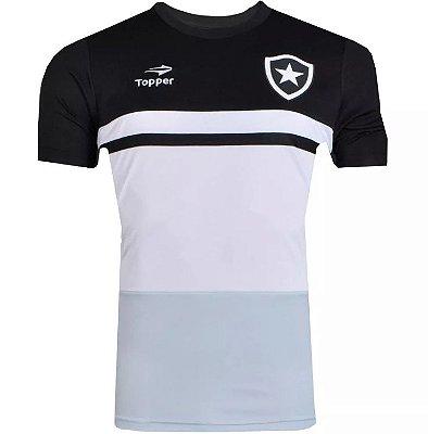 Camisa Concentração Botafogo 2016 Topper