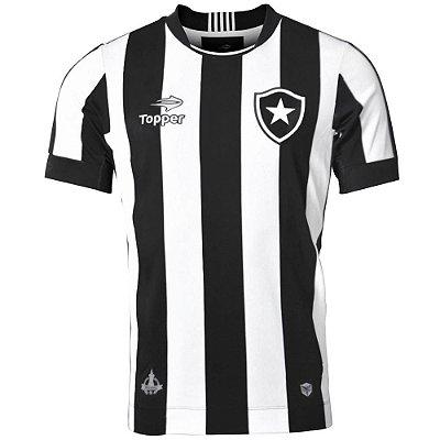 Camisa Botafogo Jogo I Nº 10 2016 Topper