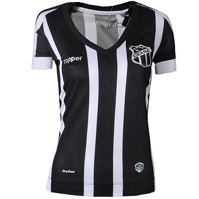 Camisa Ceará Jogo I    2017 Topper