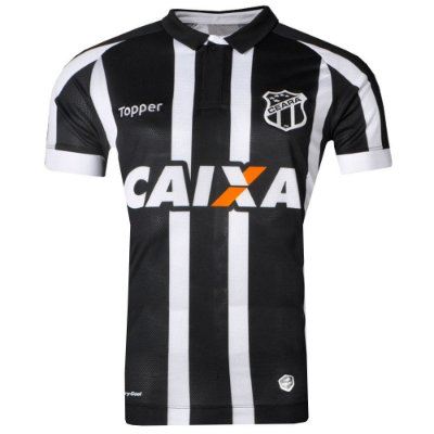 Camisa Ceará Jogo I Nº10  2017 Topper