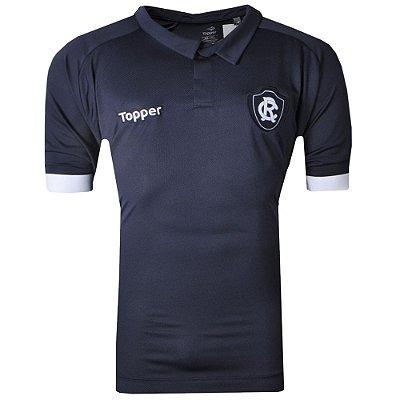 Camisa Remo Jogo I Sem Numero Plus Size 2017 Topper