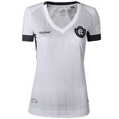 Camisa Remo Jogo II Feminina 2017 Topper