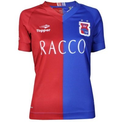 Camisa Parana Jogo I   2016 Topper