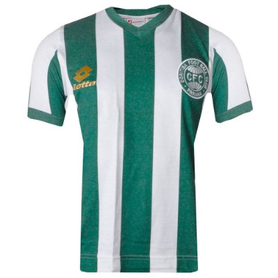 Camisa Coritiba Retro 1985 2011 Lotto
