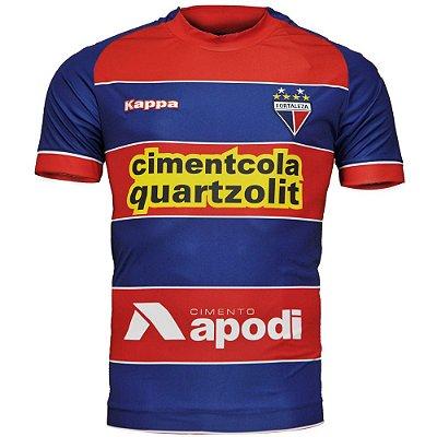 Camisa Fortaleza Jogo I 2015 Kappa