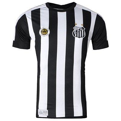 Camisa Santos Jogo II 2017 Kappa