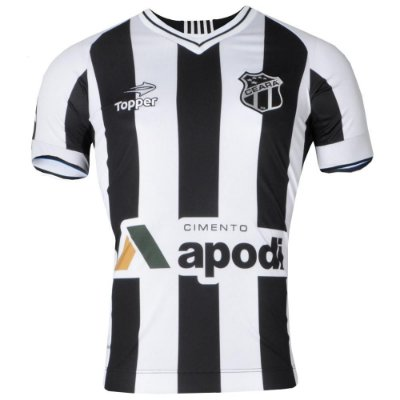 Camisa Ceará Jogo I  2016 C/Patrocínio