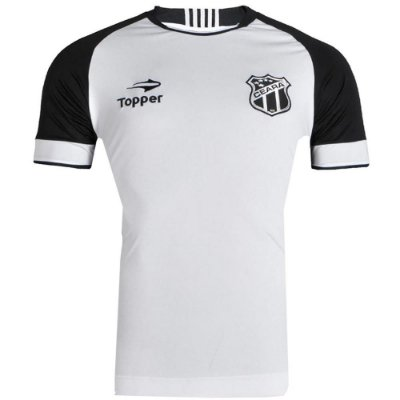 Camisa Ceará Jogo II S/Patrocínio C/Nº 2016 Topper