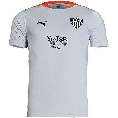 Camisa Atletico Goleiro Victor 2015 Puma
