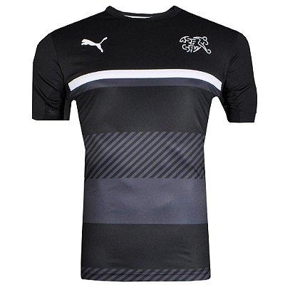 Camisa Suíça 2016 Treino