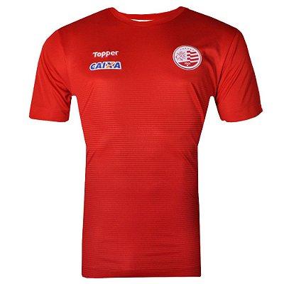 Camisa Náutico Concentração Atleta 2017 Topper
