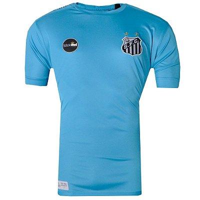 Camisa Santos Goleiro Official 2017 IV ST Kappa