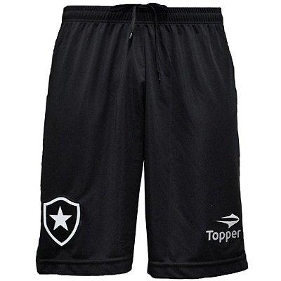 Calção Botafogo Jogo I/II 2016 Topper