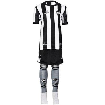 Kit Botafogo Jogo I Juvenil 2016 Topper