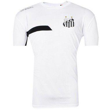 Camisa Santos Juvenil Treino 2016 Kappa